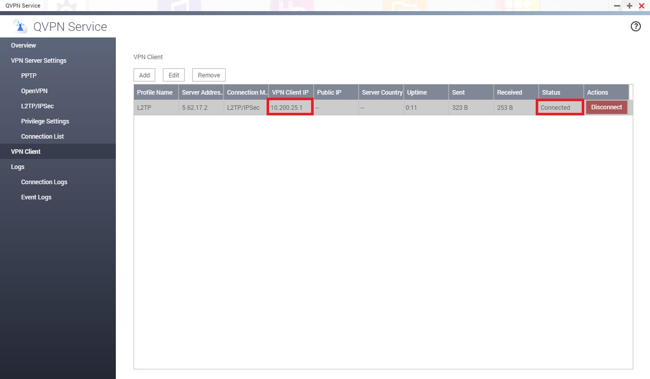 QNAP NAS Setup (PPTP/L2TP-IPSec/OpenVPN®) – Hide My Ass! Support