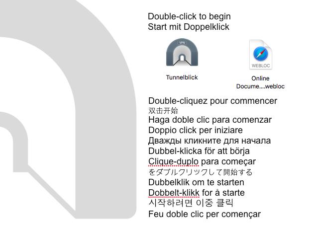 Tunnelblick VPN Setup (OpenVPN® client for Mac OSX) – Hide My Ass ...