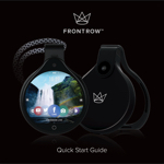 FrontRow Black Quick Start Guide
